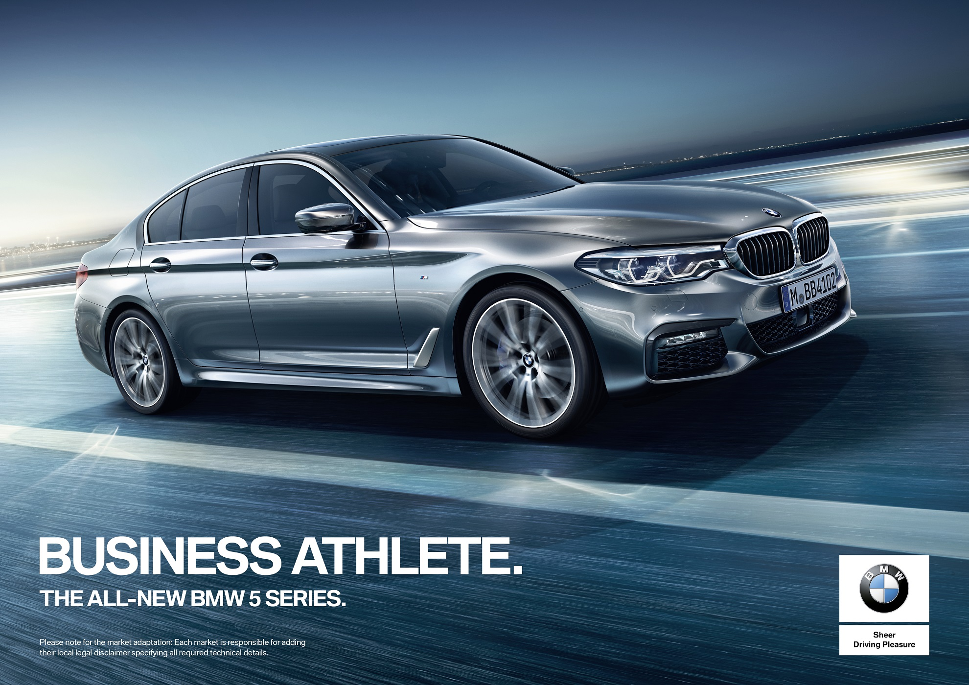 business athlete il nuovo spot per bmw serie 5 bmwpassion blog