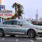 BMW Serie 5 G30 Personal CoPilot - CES 2017