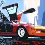 Paul Bracq - BMW Turbo Concept Car