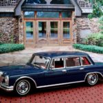 Paul Bracq - Mercedes-Benz 600 W100 Pullman
