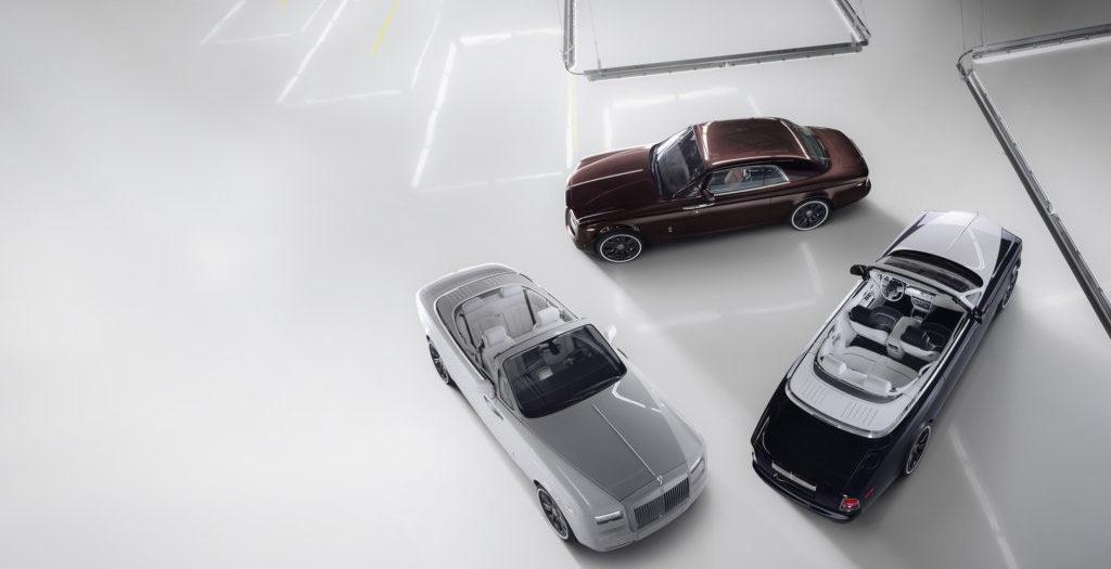 Rolls Royce Bespoke - Rolls Royce Phantom Zenith Collection