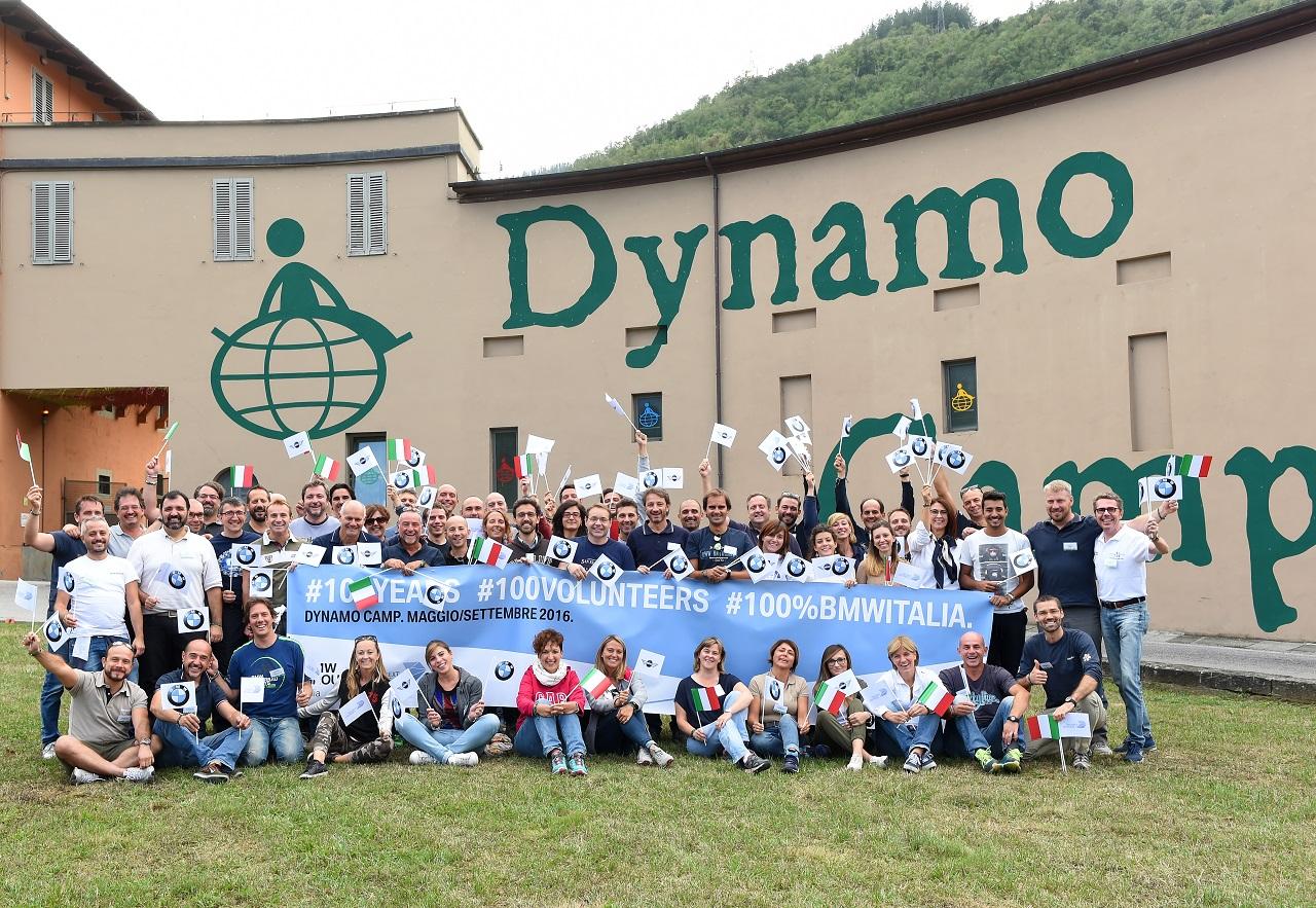 Specialmente - BMW Italia Dynamo Camp