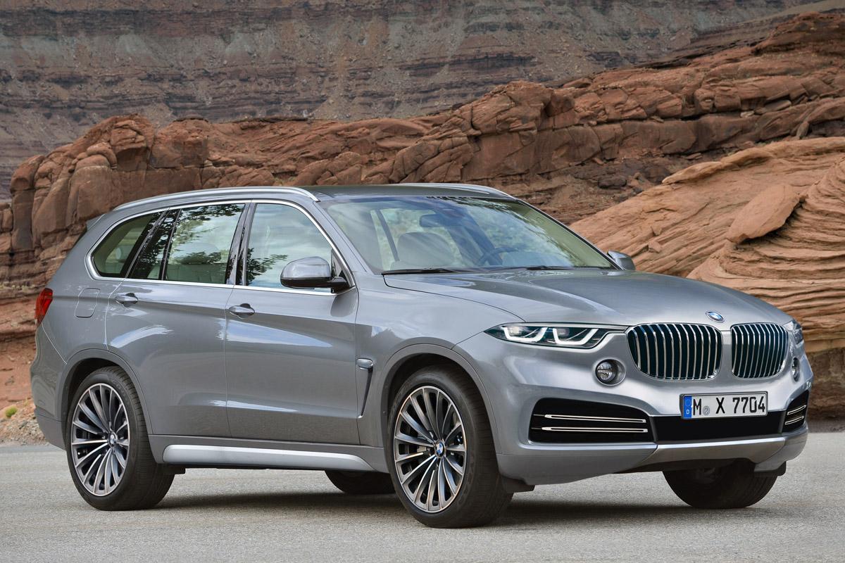 BMW X8 - BMW X7