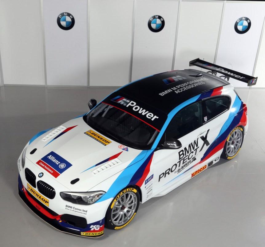 BMW 125i M Sport BTCC 2017