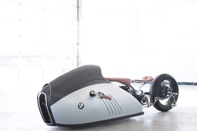 BMW ALPHA Bullet Bike