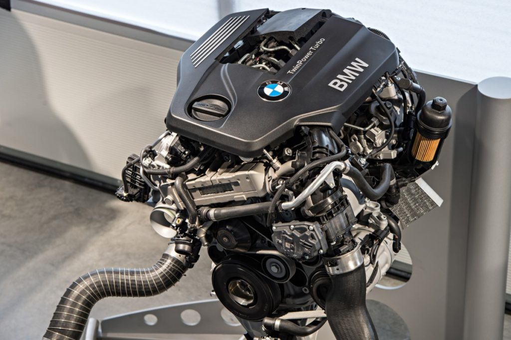 BMW B48 Engine
