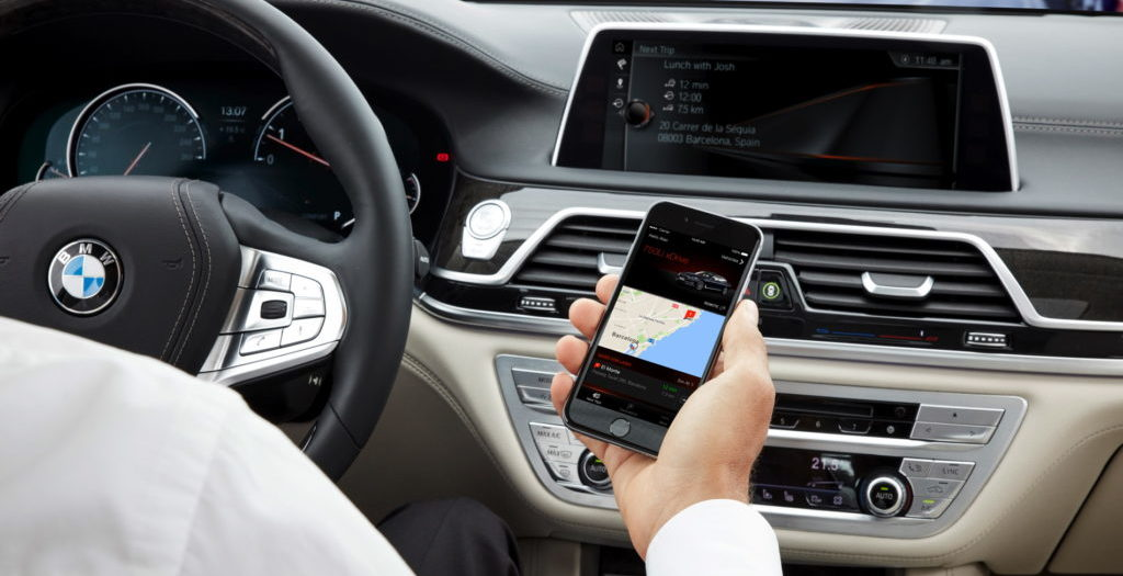 BMW Connected Services