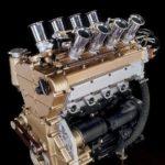 BMW M10 Engine - Valvole Radiali