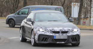 BMW M2 CS F87 Spy