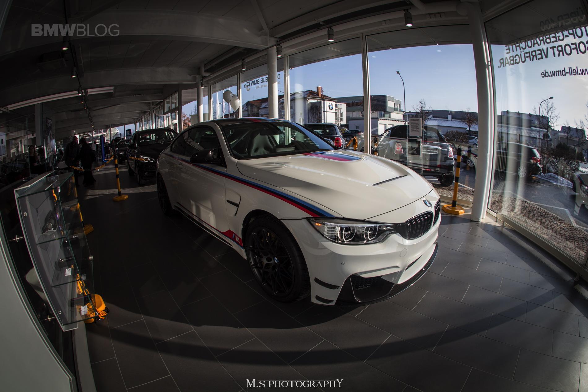 BMW M4 DTM Champion Edition 1st