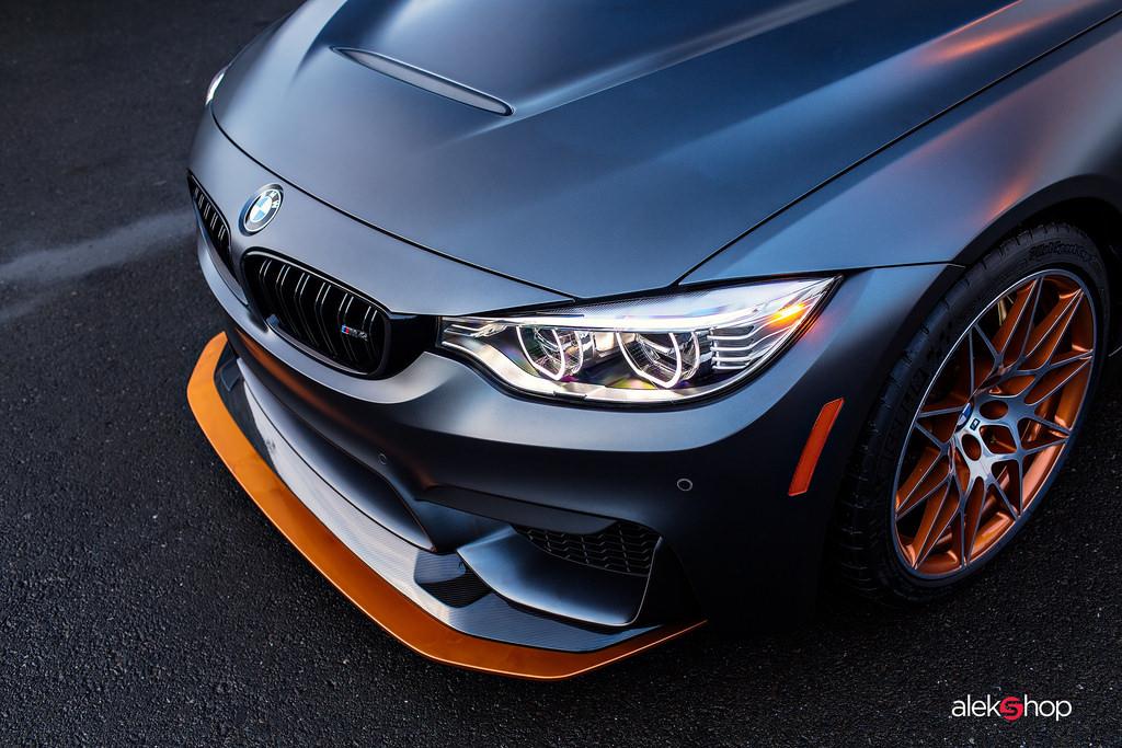 BMW M4 GTS Alekshop