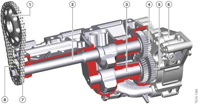BMW N20 Engine Balance Shaft