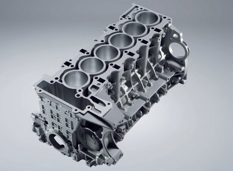 BMW N54 Engine Block - Open Deck