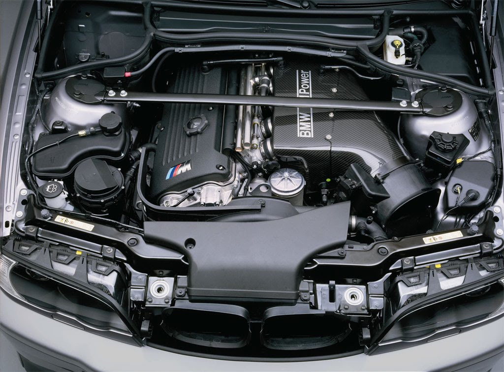 BMW S54 Engine