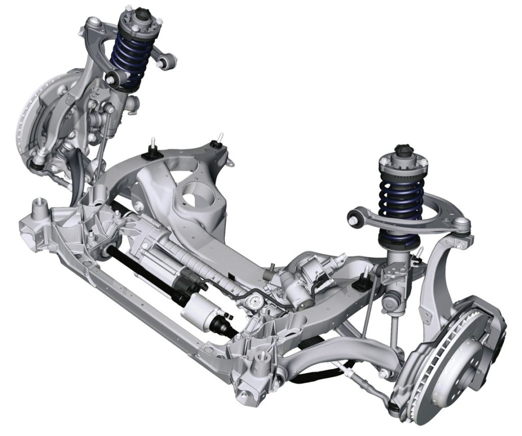 BMW Serie 5 F10 - Front Suspension