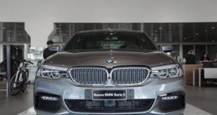 BMW Serie 5 G30 - Anteprima