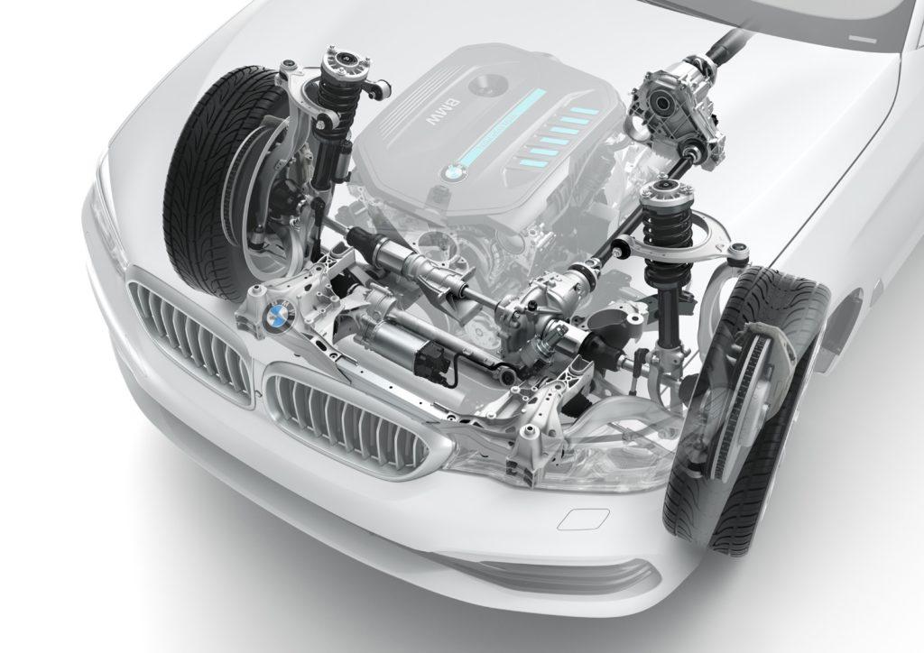 BMW Serie 5 G30 - Front Suspension