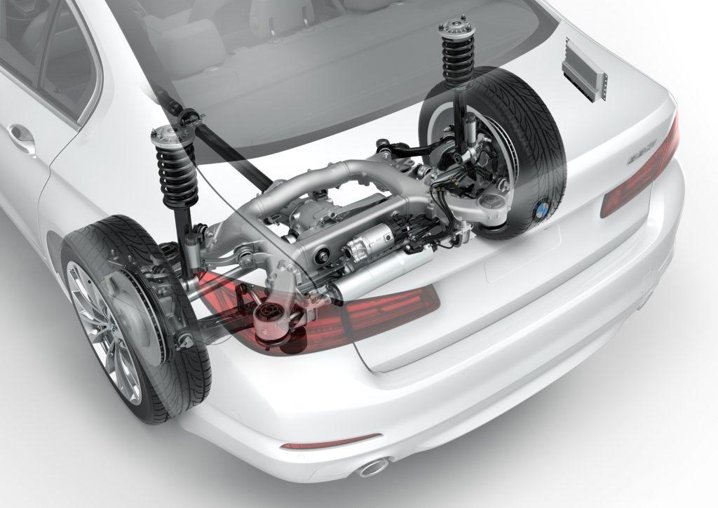 BMW Serie 5 G30 - Rear Suspension
