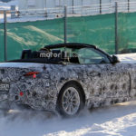 BMW Z5 Roadster 2018 G29 Spy