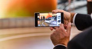 BMW i Augmented Reality Visualiser APP