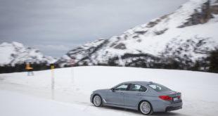 BMW xDrive Experience - BMW Serie 5 xDrive