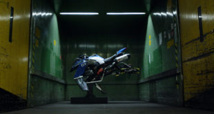 Hover Ride Design Concept - BMW Motorrad