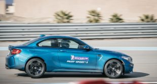 Michelin Pilot Sport 4S - BMW M2 Coupe' F87