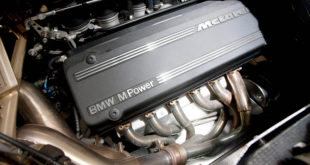McLaren F1 BMW Engine