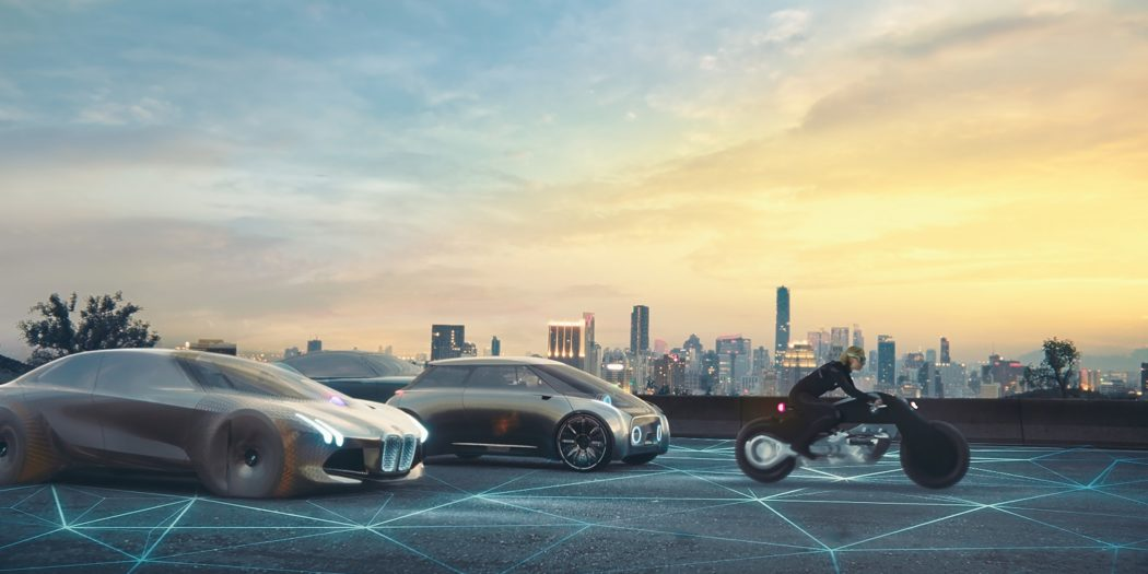 A New Era - BMW Group - BMW i - BMW Motorrad - MINI - Rolls Royce