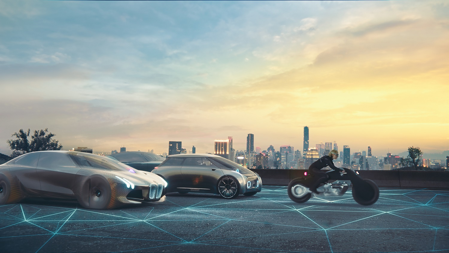 A New Era - BMW Group - BMW i - BMW Motorrad - MINI - Rolls Royce