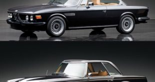 BMW 3.0 CS vs Mercedes-Benz 280SL Pagoda