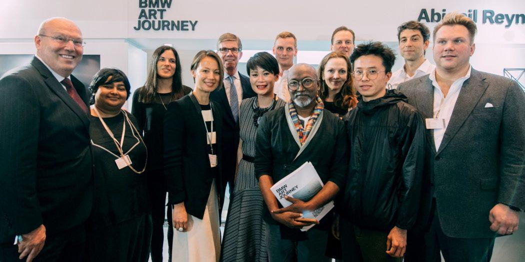 BMW Art Journey - Art Basel HK 2017