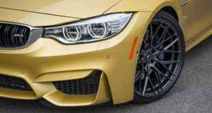 BMW M4 Coupe - Vorsteiner V-FF 107 Flow Forged