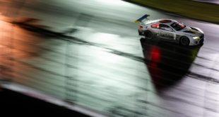 BMW M6 GTLM IMSA Daytona 24h ROLEX BMW Team RLL