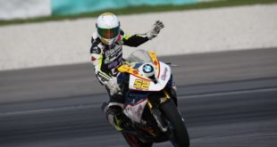 BMW Motorrad Motorsport Malaysian SBK