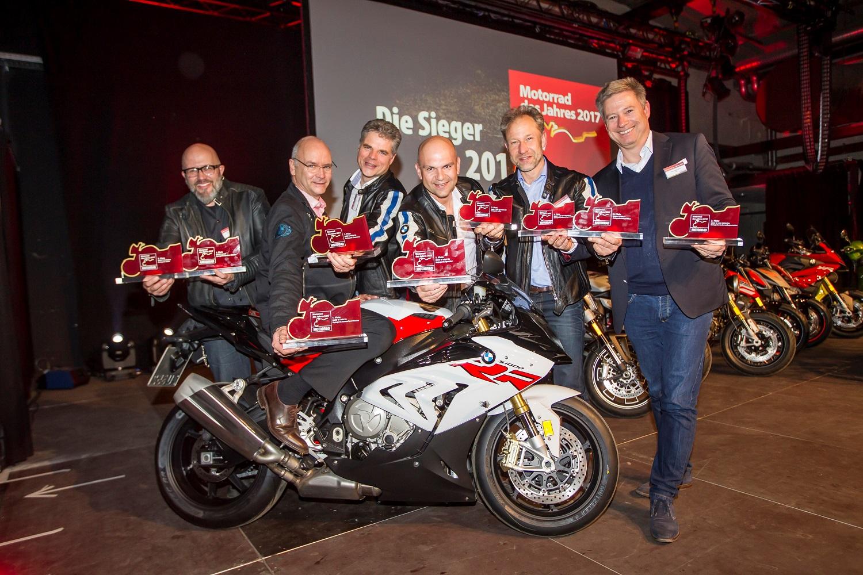 BMW Motorrad - Nove vittorie da Motorrad Magazine