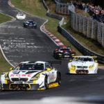 BMW Motorsport - 24 Nurburgring VLN 2017 Opening