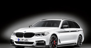 BMW Serie 5 Touring M Performance Parts