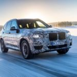 BMW X3 G01 Spy Winter Test