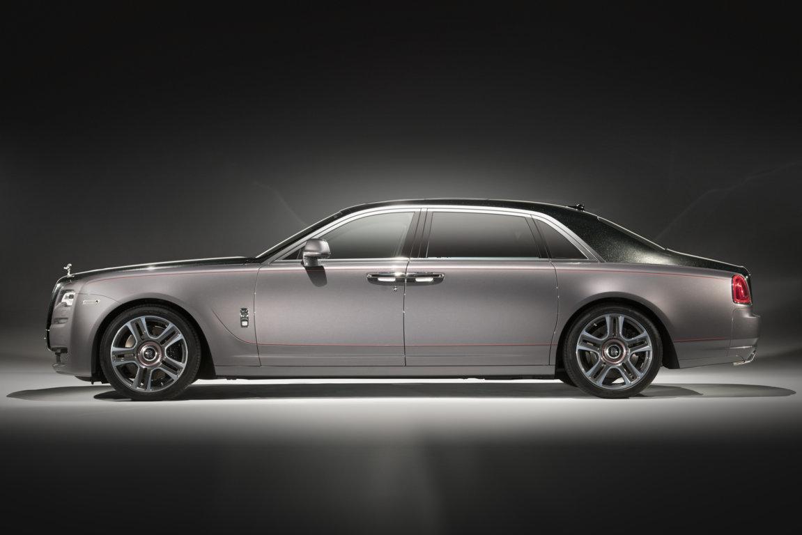 Rolls Royce Bespoke - Rolls Royce Ghost EWB Bespoke