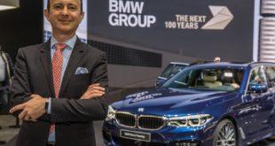 Salone Ginevra 2017 - Sergio Solero AD di BMW Italia