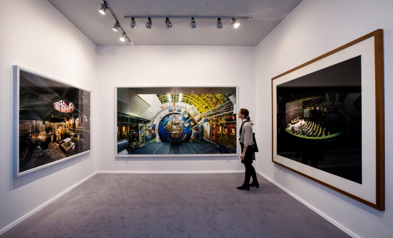 Tefaf bmw estende la partnership fino al 2019 for Mostre d arte 2017