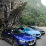 BMW Vietnam - Tris BMW M Shooting by BMW M2, BMW M4 e BMW M6 Gran Coupe