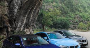 BMW Vietnam - Tris BMW M Shooting by BMW M2, BMW M4 e BMW M6 Gran Coupe