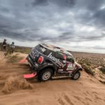 Abu Dhabi Desert Challenge 2017 - 2017 Dakar Rally, Stephan Schott (GER), Paulo Fiuza (POR) - MINI ALL4 Racing - X-raid Team, #325