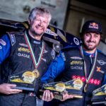 Abu Dhabi Desert Challenge 2017 - 2017 Dubai International Baja, Mohamed Abu Issa (QAT), Xavier Panseri (FRA) - MINI ALL4 Racing - X-raid Team, #309