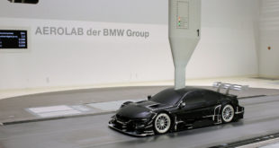 BMW Group Aero LAB - BMW M4 DTM 2017
