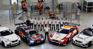 BMW Motorsport - Presentazione Stagione 2017 BMW Landshut Plant