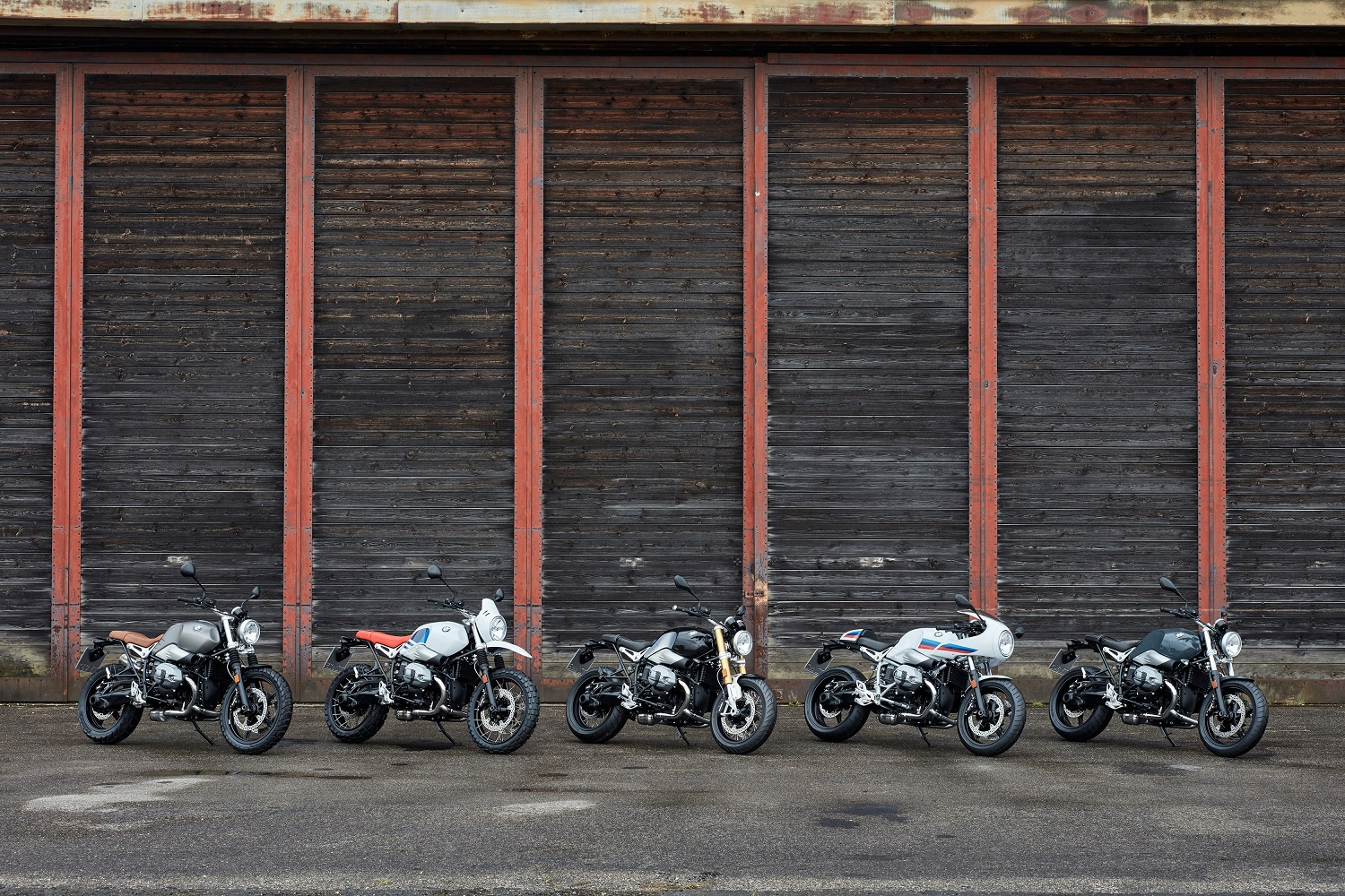 BMW R NineT Heritage Collection