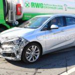 BMW Serie 2 Active Tourer LCI SPY